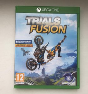 Xbox one Trials Fusion, обмен