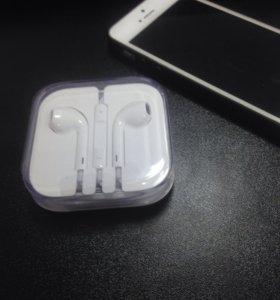 Новые EarPods, оригинал