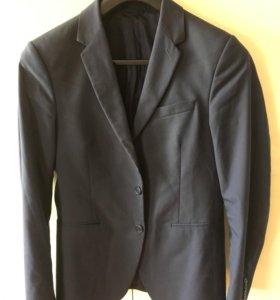Пиджак мужской, подростковый 48-50 размер