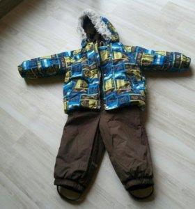 Полукомбинезон с курткой