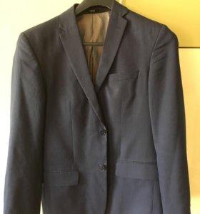 Пиджак мужской, подростковый 48 размер