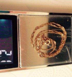 Золото, золотая цепочка