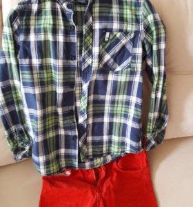Рубашка , брюки
