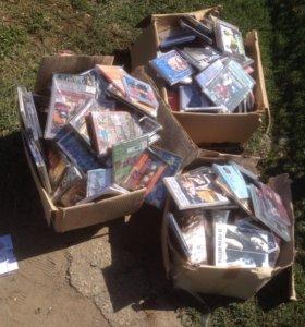 Диски MP3, DVD-RV, CD-RV
