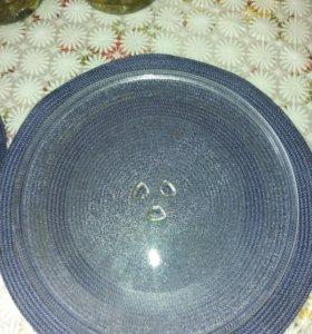Тарелка для микроволновой печи