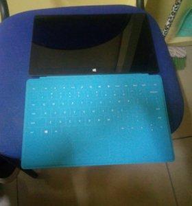 Планшет с клавиатурой Surface 32 gb