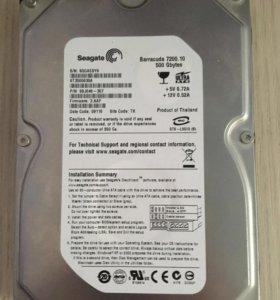 HDD Seаgate 500GB