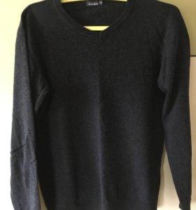 Свитер-пуловер подростковый на 13-14 лет(маломерит