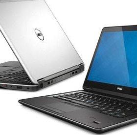 Ноутбук бизнес серии из Европы Dell Latitude E7240