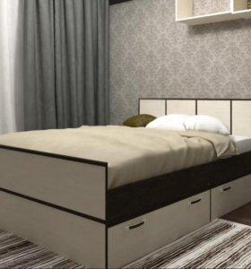 Кровати Сакура