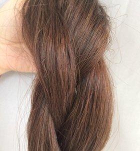 Натуральные волосы б/у