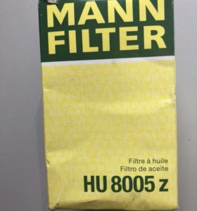Фильтр масляный MANN 8005Z для AUDI/Touareg