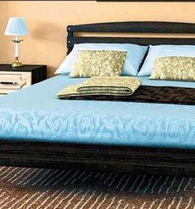 Кровати Камелия-1.Массив сосны