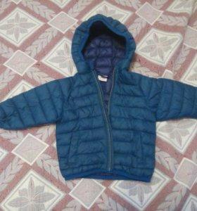 Курточка на 1,5-2 года (Zara)