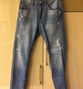 H&M джинсы подростковые рост 170