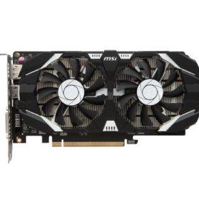 Видеокарта msi GeForce gtx 1050 ti