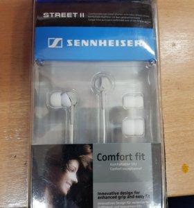 Гарнитура Sennheiser CX 200 STREET II WHITE