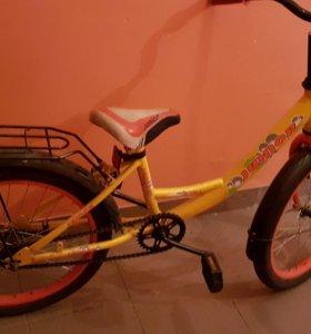 Велосипед детский на 7-9 лет