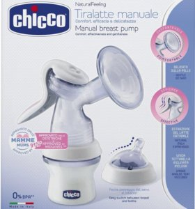 Молокоотсос ручной Chicco