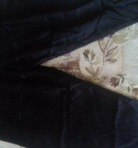 Новые шёлковые штаны