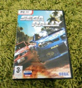 Продам Sega Rally