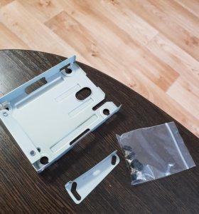 Крепление для жесткого диска на PS3