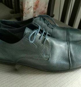 Ботинки Ralf Ringer кожаные