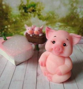 Мыло 'Свинка'