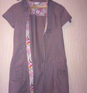Две рубашки на девочку