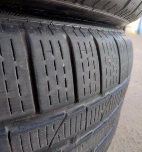 Шины pirelli sottozero 245/45 R19