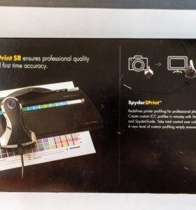 Калибратор принтера Datacolor Spyder 3 Print SR,