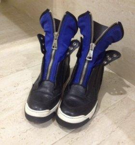 Ботинки TJ