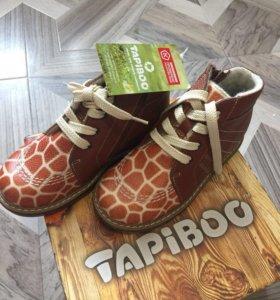 Ботинки 30р натуральная кожа ортопедия