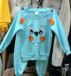 Детская пижама .