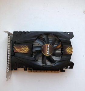 Видеокарта GeForce GTX 750 ti 1gb , Inno3D