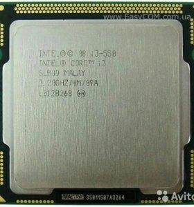 Процессор Intel i3 550 сокет 1156