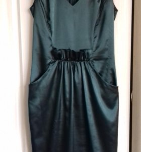Платье Glance зеленое