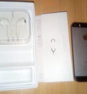 Продам IPhone 5s. Возможен торг