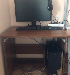 Стол компьютерный срочно