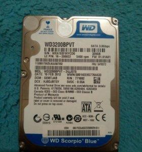 жесткий диск для ноутбука и настольного пк