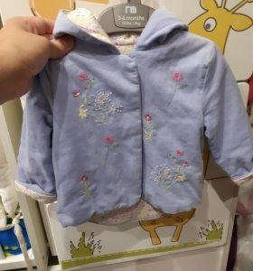Детский пиджачек на девочку