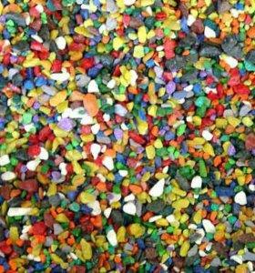 Продам грунт цветной 2 кг