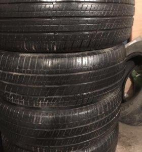 8шт. Лето Bridgestone 225/65r17 и зима yokohama.