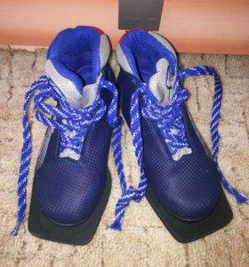 Ботинки лыжные, размер 32