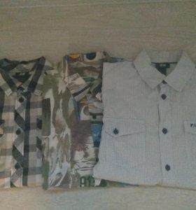 Летние рубашки