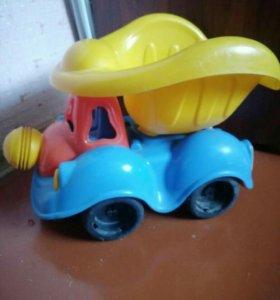 Машинка+ трактор