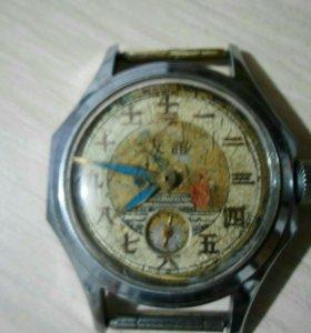 Часы Дружба с Китаем