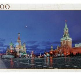 Пазл новый «Москва. Красная площадь»