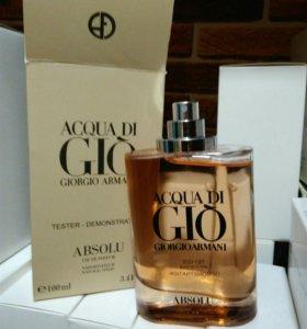 """ТЕТСЕР Giorgio Armani """"Aqua Di Gio Absolu Parfum"""""""