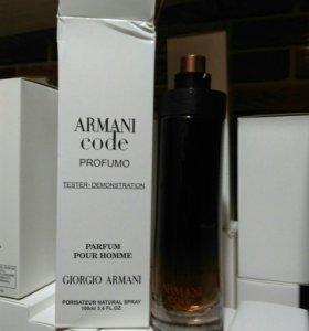 "ТЕСТЕР Giorgio Armani ""Armani Code Profumo pour ho"
